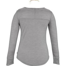 Alchemy Equipment Merino Essential T-shirt à manches longues Femme, grey marle